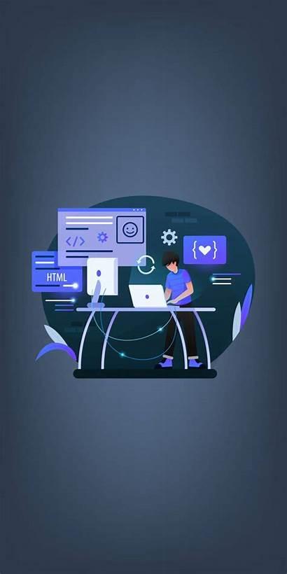 Programmer Coding Brainware Genius Software Program Smart