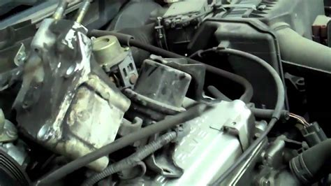 how to change the timing belt and water pump mitsubishi 2006 Sonata Fuse Box