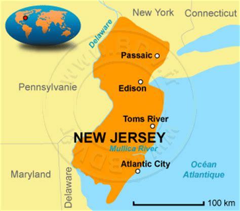 Guide New Jersey Passeport, Visa, Ambassades, Consulats Du New Jersey  Bourse Des Voyages