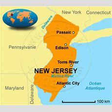 Guide Voyage New Jersey Climat, Températures Et Météo Du New Jersey  Bourse Des Voyages