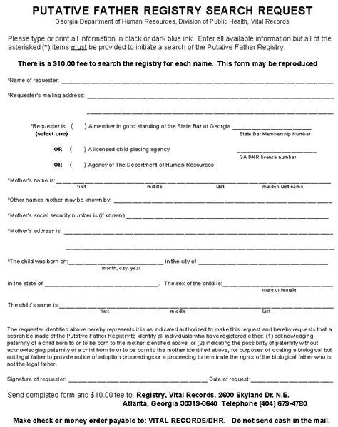 signing parental rights sle letter signing over parental rights sle business letter