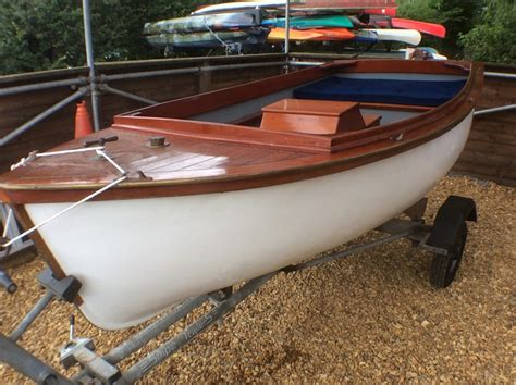 Dinghy Boat Sales by Classic Inboard Engined Dinghy Boat For Sale Quot Un Named