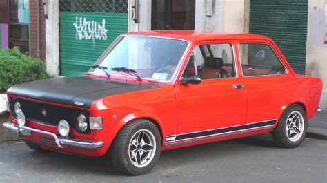 Fiat 500c Modification by Fiat 128 1100 Best Photos And Information Of Modification