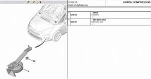 Forums    C4 Picasso And Grand C4 Picasso  B78  Problems And Issues    Gc4p Horn - C4