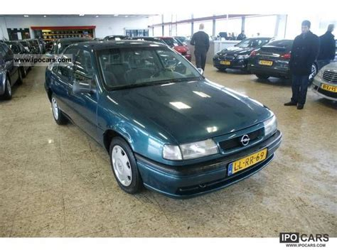 opel vectra 1995 1995 opel vectra 1 6 car photo and specs