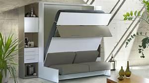 Lit Double Escamotable Ikea : modul lit lits escamotables ~ Melissatoandfro.com Idées de Décoration