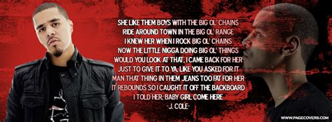 J Cole Work Out Quotes