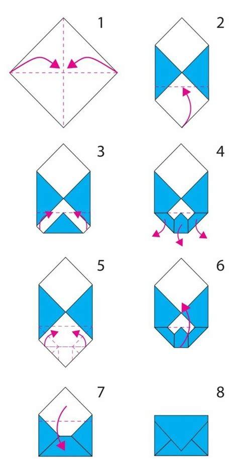 Enveloppe En Origami Les Meilleures Id 233 Es Pour Fabriquer Une Enveloppe Charmante Soi M 234 Me