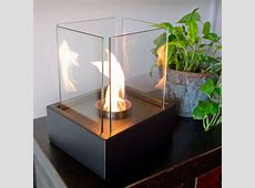 Portable Fireplaces That Create An Instant Cozy Vibe