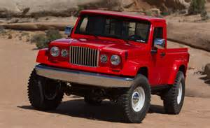 2017 Jeep Pickup Concept Truck