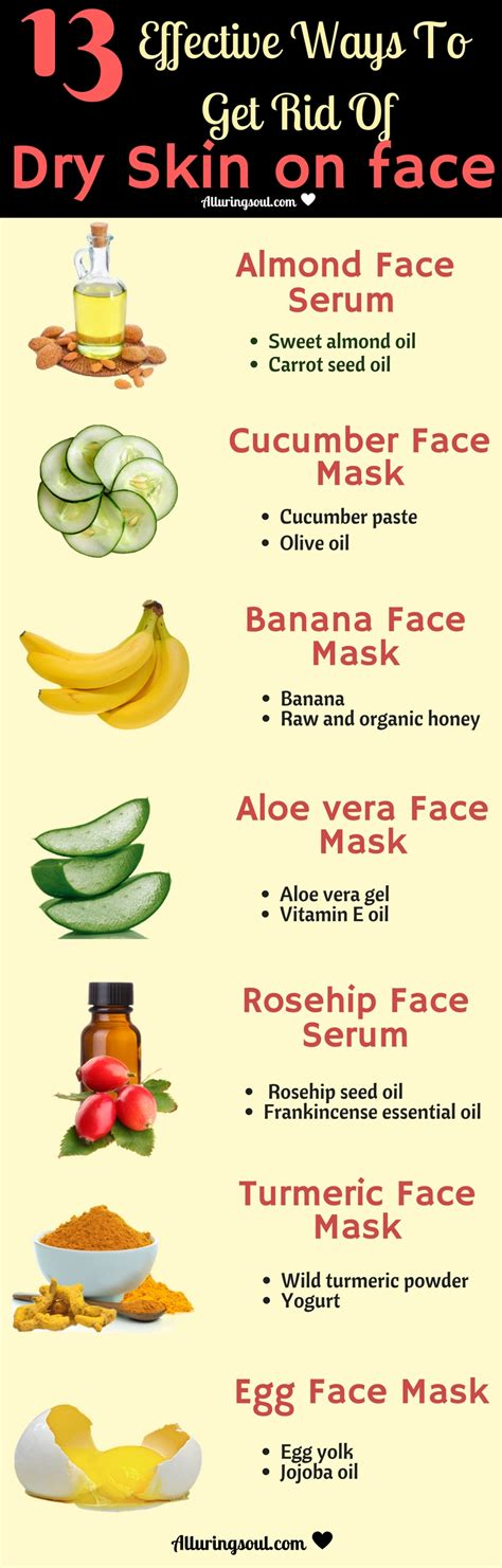 13 Effective Ways To Get Rid Of Dry Skin On Face