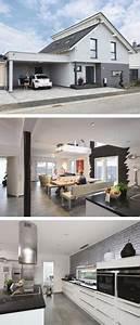 Haus Neubau Steuerlich Absetzen : ein versetztes pultdach verleiht diesem bungalow ein modernes erscheinungsbild d i y wood ~ Eleganceandgraceweddings.com Haus und Dekorationen