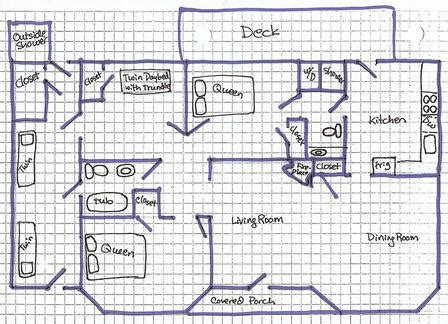 Graph Paper For Home Plans  Home Design And Style