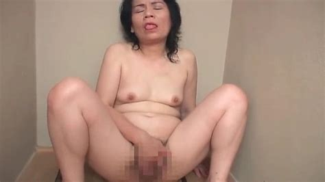 Mosaic Mature Asian Bitch Masturbates Porn Videos
