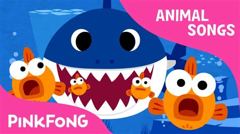 preschool shark song baby shark animal songs pinkfong songs for children 651