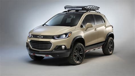 Chevy Trax Activ Concept The Little Suv That Can Offroad
