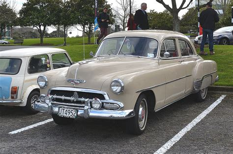 chevrolet deluxe ii   sedan  door