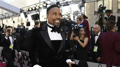 Who Billy Porter The Actor Singer Was Showstopper