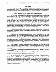 dissertation literature review outline