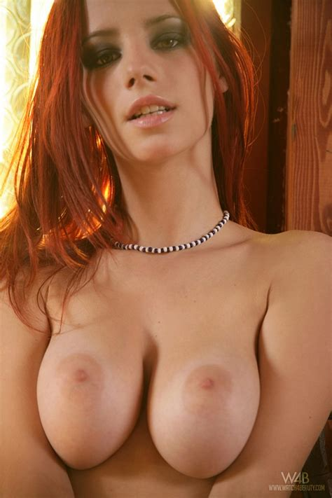 Hottest Nude Redhead Ariel Watch4beauty