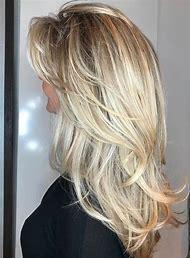 Layered Hairstyles with Bangs Long Hair