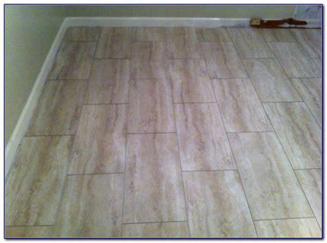 groutable self adhesive vinyl floor tiles trafficmaster groutable vinyl floor tile tiles home