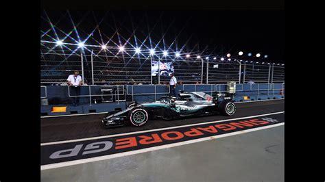 singapour  classements grand prix  championnats