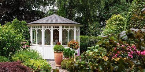 Garten Pavillon by Der Sechseckige Gartenpavillon Mit Ecken Und Kanten