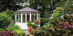 Pavillon Für Garten : der sechseckige gartenpavillon mit ecken und kanten ~ A.2002-acura-tl-radio.info Haus und Dekorationen