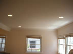 How To Textured Ceiling by Update The Apprearance Of Your Home With Recessed Lighting