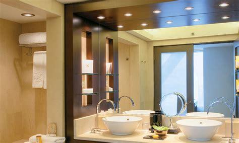 spots pour salle de bain luminaire salle de bain spot