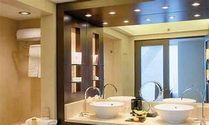 Luminaire Salle De Bain Design : luminaire salle de bain spot ~ Teatrodelosmanantiales.com Idées de Décoration