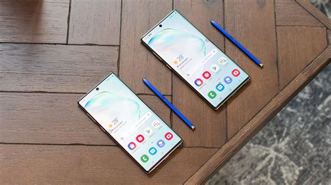 samsung galaxy note 10 plus review bigger better more expensive expert reviews
