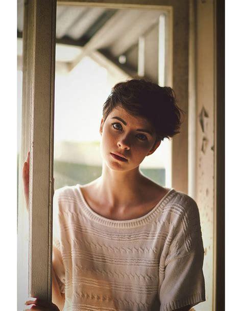 coupe courte effilée femme coupe courte branch 233 e hiver 2015 les plus belles coupes courtes de 2018