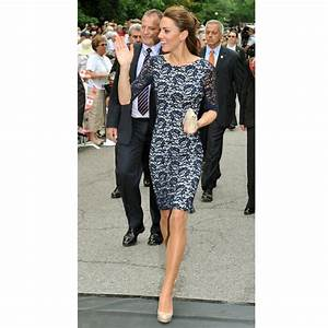 look du jour kate middleton une robe hommage au canada With kate middleton robe