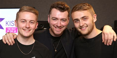 sam smith  disclosure debut  song omen  successful collaboration  latch