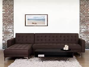 Möbel De Sofa : sofa dunkelbraun couch sitzgruppe stoffsofa ecksofa wohnzimmer m bel polyester ebay ~ Eleganceandgraceweddings.com Haus und Dekorationen