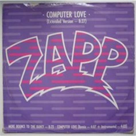 computer love extended version  zapp whosampled