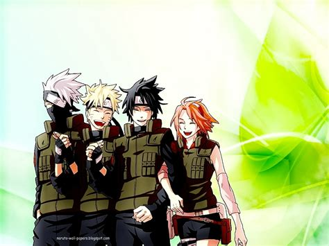 Naruto And Bleach Anime Wallpapers