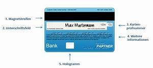Payback Visa Karte Abrechnung : was steht wo auf der kreditkarte ~ Themetempest.com Abrechnung