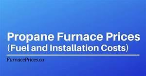 Propane Furnace Prices