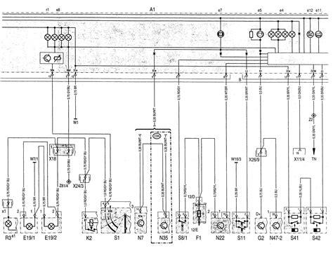 mercedes c220 1994 1996 wiring diagrams
