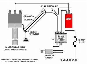Gm Hei Distributor And Coil Wiring Diagram