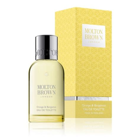 orange bergamot eau de toilette molton brown 2015