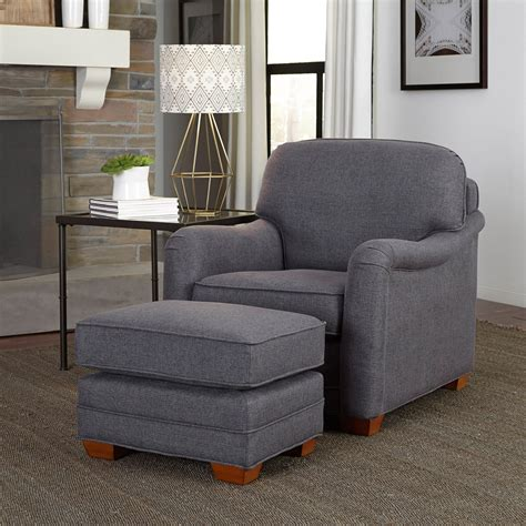 home styles magean stationary club chair  optional