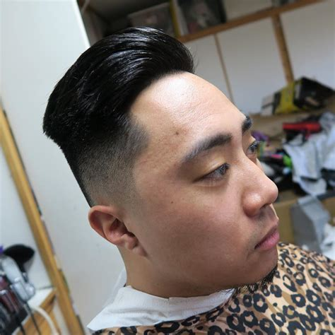 Tight Fade Haircut Black Men   Hairs Picture Gallery