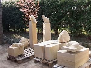 Skulpturen Für Garten : galerie skulpturen f r garten aus sandstein und kalkstein steinbildhauer berlin brandenburg ~ Watch28wear.com Haus und Dekorationen