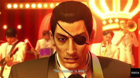 yakuza   customer  king youtube