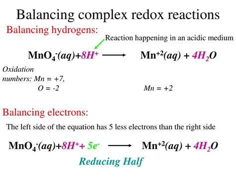 Ppt  Redox Titration Powerpoint Presentation Id431911