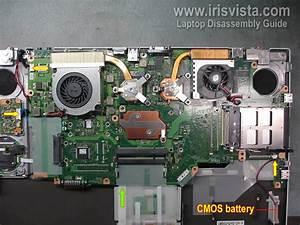 Toshiba Qosmio G45 G40 Disassembly Guide